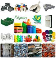 Закуповуємо відходи полімерів (вторинну сировину) полістирол-ПС,  ПНД-ф